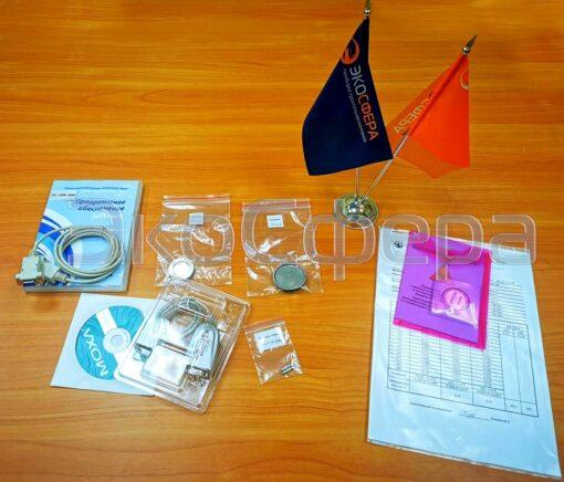 УМФ-2000 - Комплектующие альфа-бета радиометра с поверкой
