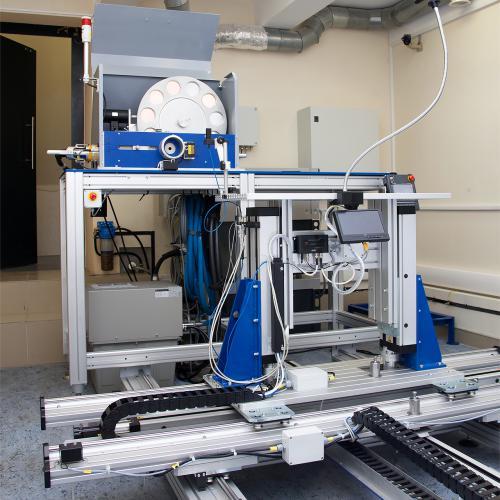 Установка поверочная рентгеновского излучения УПР‑АТ300