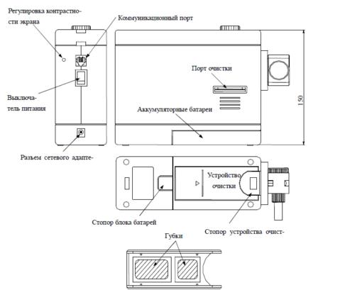 KANOMAX 3521 - Пьезобалансный измеритель массовой концентрации респирабельной пыли
