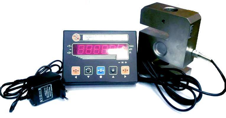 АЦД 1У - Универсальный электронный динамометр на растяжение и сжатие