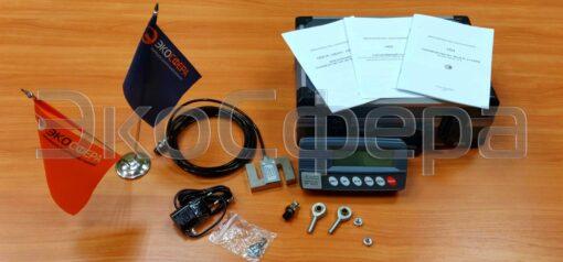 АЦД/1Р-0,5/1И-2 - Комплект поставки динамометра на растяжение с поверкой