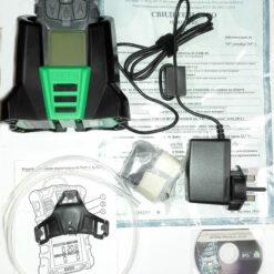 Базовый комплект поставки газоанализатора ALTAIR-4X с первичной поверкой