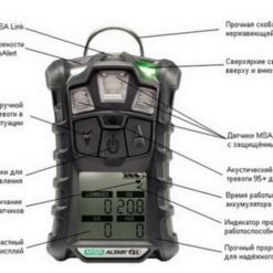 Отличительные особенности газоанализатора Альтаир 4Х с первичной поверкой