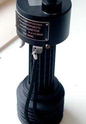 Внешний вид аспиратора сильфонного АМ -0059 с первичной поверкой