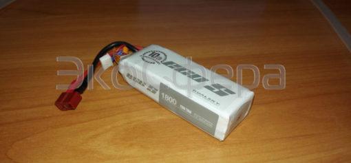 Li-Po аккумулятор, входящий в базовый комплект поставки пробоотборника Бриз-3 (с поверкой)