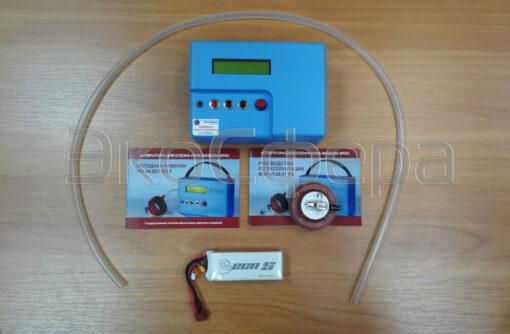 Бриз-3 - Базовый комплект поставки аспиратора малорасходного (с первичной поверкой)