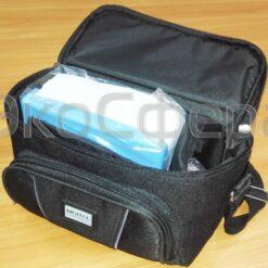 Аспиратор Бриз-3 в упаковочной сумке, входящей в базовый комплект поставки