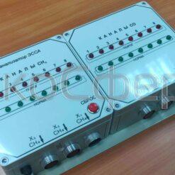 ЭССА-СО/N-СН4/M исполнение БС - Стационарный газоанализатор с первичной поверкой
