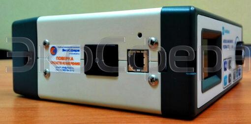 KANOMAX 3521 (3522) - Пьезобалансный измеритель массовой концентрации респирабельной пыли с поверкой