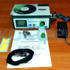KANOMAX 3521 (3522) - Комплект поставки пьезобалансного измерителя массовой концентрации респирабельной пыли с поверкой
