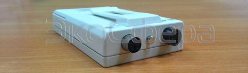МАРК-603 - Измерительный блок кондуктометра (вид с торца)