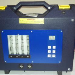 ПА-40М-1 Исполнение 1 - Внешний вид аспиратор для отбора проб воздуха с первичной поверкой