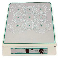ПЭ-6600 - Магнитная мешалка размещение сосудов