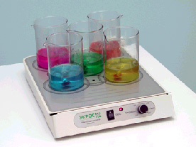 ПЭ-6600 - Магнитная мешалка