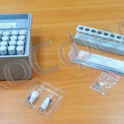 Набор ХПК в воде для спектрофотометров ПЭ-5300ВИ, ПЭ-5400ВИ и ПЭ-5400УФ
