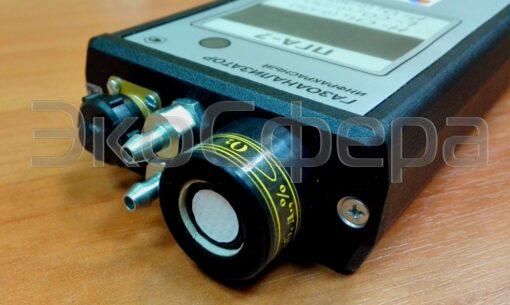 ПГА-7 - Трехкомпонентный газоанализатор для измерения объемной доли метана (СН4), диоксида углерода (СО2) и кислорода (О2)