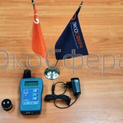 ПГА-300 - Комплект поставки газоанализатора с сенсором для оценки водорода H2 в воздухе рабочей зоны