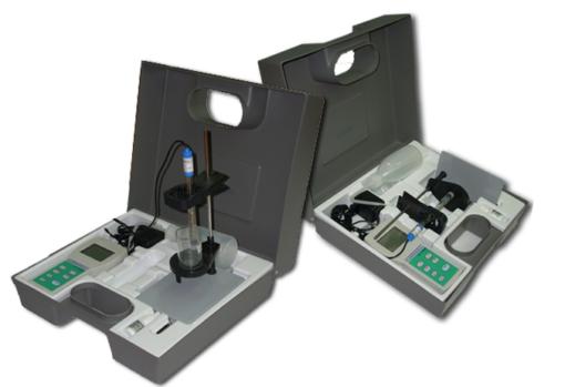 pH-150МИ - pH-метр в работе