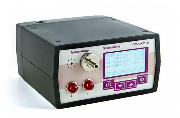 ПОЛАР-2 - Переносной многокомпонентный газоанализатор
