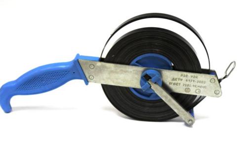 Р30УЗК - Рулетка 30 метров с поверкой