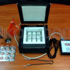 ТЕМОС-ЭКСПРЕСС - Комплект поставки комплекса для подготовки пробы