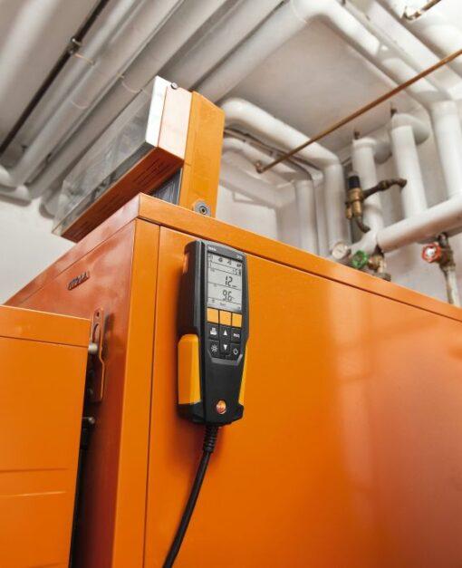 Testo 310 - Анализатор дымовых газов