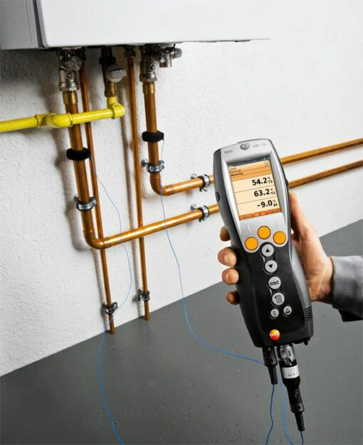 Testo 330 - Анализатор дымовых газов
