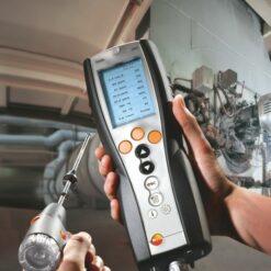 Testo 340 - Анализатор дымовых газов для промышленности