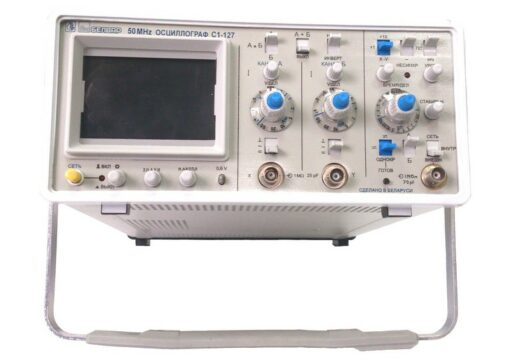 Универсальный осциллограф С1-127
