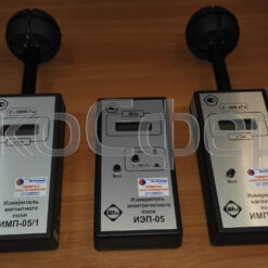 Измерительные приборы ИЭП-05, ИМП-05/1 и ИМП-05/2, входящие в комплект поставки ЦИКЛОН-05М с первичной поверкой
