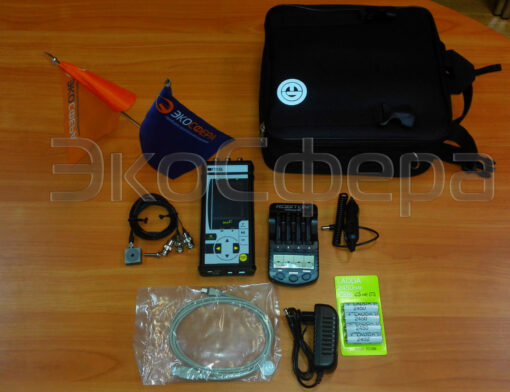 ЭКОФИЗИКА-11В - Базовый комплект поставки виброметра-анализатора спектра (с первичной поверкой)