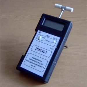 ИЭСП-7 - Измеритель электростатического поля с первичной поверкой