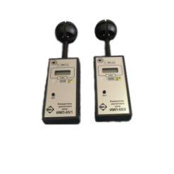ИМП-05 — измерители напряженности магнитного поля в полосах частот 5 Гц ... 2 кГц и 2 кГц ... 400 кГц