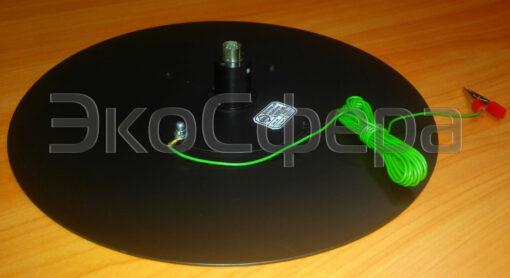 Дисковый пробник к ИЭП-05 для измерения напряженности электрического поля от монитора ПЭВМ