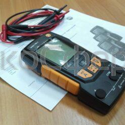 Комплект поставки цифрового мультиметра TESTO 760-1 с первичной поверкой