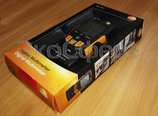 Testo 760-1 - Цифровой мультиметр в упаковочной коробке