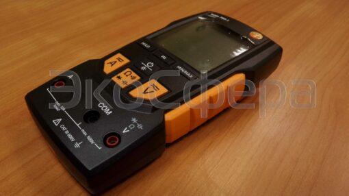 Testo 760-1 - Цифровой мультиметр с первичной поверкой (внешний вид)
