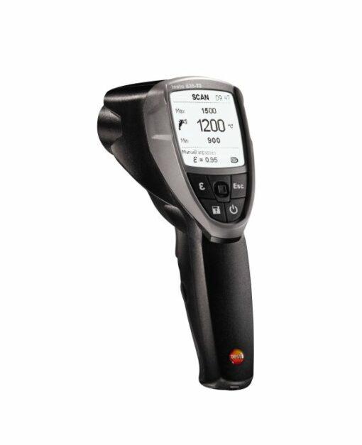 Testo 835-T2 - Инфракрасные термометры