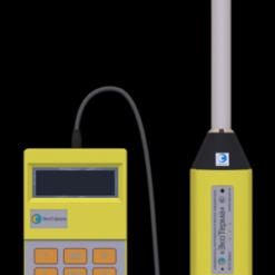 ЭкоТерма Максима 02 - цифровой электронный термометр-гигрометр-барометр-анемометр