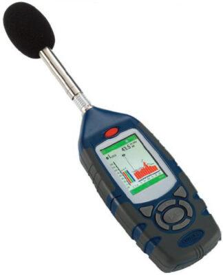 CEL-633 - Прецизионный шумомер с интегрированным измерением в октавных полосах частот
