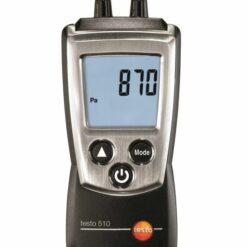 Testo 510 - Дифференциальный манометр с поверкой