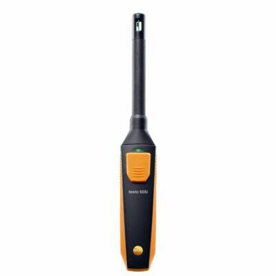 Testo 605 i Cмарт-зонд - Термогигрометр с Bluetooth, управляемый со смартфона/планшета