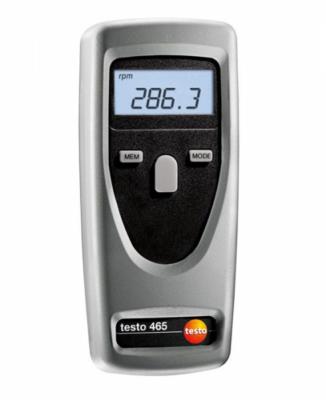 Testo 465 - тахометр измерения скорости вращения