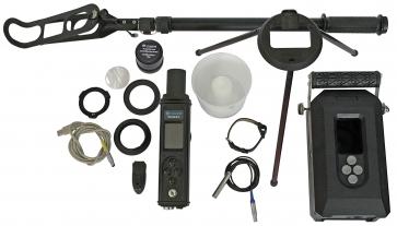 Комплект поставки дозиметра МКС-РМ1401К-3