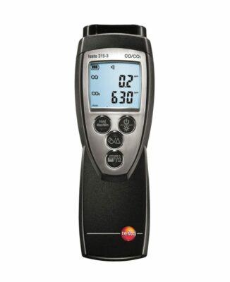 Testo 315-3 - Анализатор CO/CO2 в окружающей среде