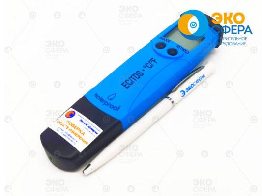 HI98311 DiST 5 – Влагозащищенный карманный кондуктометр