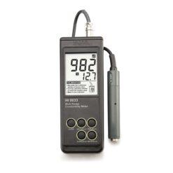 HI9033 - Влагозащищенный многодиапазонный кондуктометр