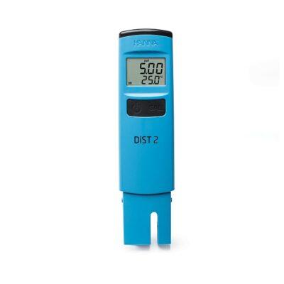 HI98302 DiST 2 - Карманный кондуктометр