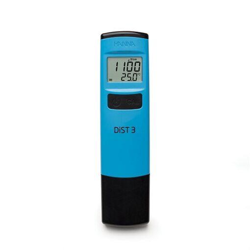 HI98303 DiST 3 - Карманный кондуктометр