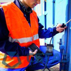 Ручной насос (аспиратор) Accuro с набором для одновременного теста и пробоотборным зондом